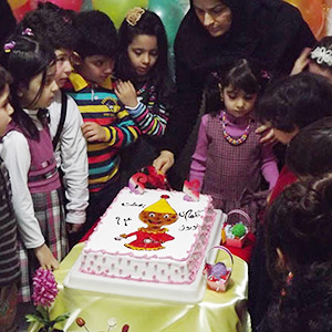 برگزاری جشن هفتسین در مهد گلهای بهشت