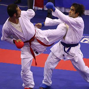 خمام - حضور 2 ورزشکار خمامی در مسابقات کاراته جام باشگاههای آسیا