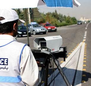 کاهش سرعت مجاز خودروها در جادههای رشت- خمام و انزلی- خمام