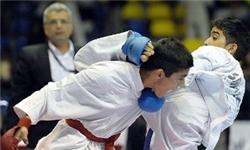 خمام - مدال طلا و نقره مسابقات قهرمانی کاراته زیر 13 گیلان به 2 خمامی رسید