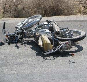 خمام - تصادف موتور سیکلت با نیسان یک مجروح بر جای گذاشت