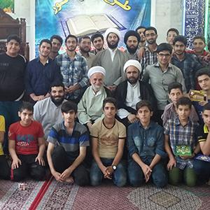 اعتکاف رمضانیه در خمام اجرا شد