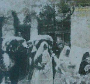 مراسم سنتی طبقبران در دههی 40