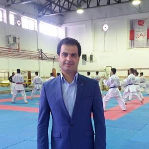 علیرضا نوروزی در مسابقات قهرمانی کاراته آسیا به قضاوت میپردازد
