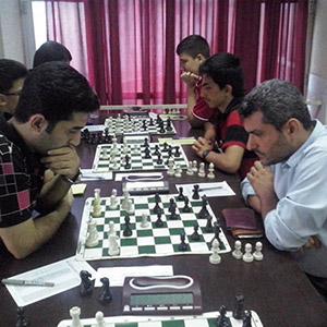 خمام - حضور 5 شطرنجباز خمامی در مسابقات جشنواره سراسری شطرنج کشور