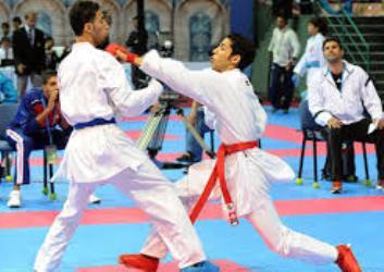 افتخارآفرینی کاراتهکاهای خمامی در مسابقات قهرمانی سبک شوتوکان ادونس کشور