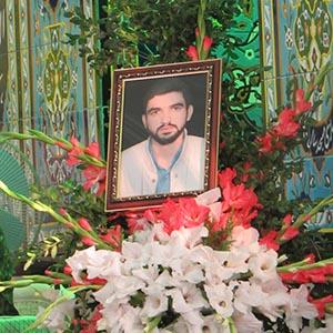 خمام - صادقی: شهید موسوی استواری ایمان را در تاریخ کربلای ایران به نمایش گذاشت