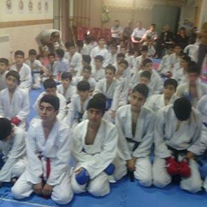 5 مدال طلا، 4 نقره و 3 برنز در مسابقات استانی کاراته / خمام در سکوی دوم ایستاد