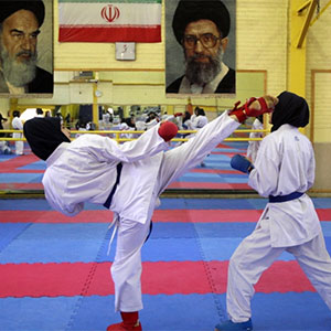 درخشش بانوان خمامی در رقابتهای کاراته سبک شیتوریو اینوییهای بانوان کشور