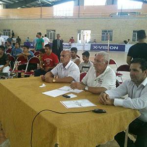 درخشش ورزشکاران خمامی در مسابقات پرس سینه و ددلیفت باشگاههای کشور