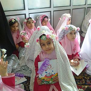 جشن شکرگزاری قرآن در جوار آستان مقدس امامزاده حسن (ع) خمام برگزار شد