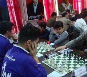 خمام - 3 پیروزی و 1 تساوی در هفته سوم از لیگ برتر و هفته چهارم از لیگ دسته دو شطرنج گیلان