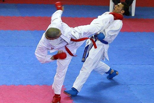 خمام - کاراتهکای خمامی به مسابقات جایزه بزرگ باکو اعزام شد