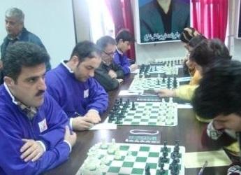 خمام - صدرنشینی تیمهای خمامی در لیگهای سه گانه شطرنج گیلان