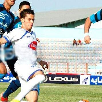 خمام - حسام یعقوبی به باشگاه پیکان تهران پیوست