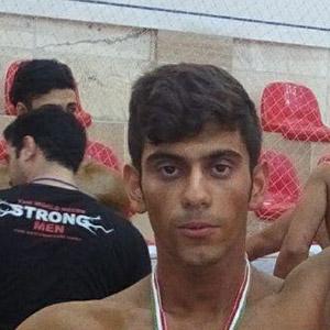 خمام - امیر رنجکش به مقام سوم مسابقات بادی کلاسیک شهرستان رشت دست یافت