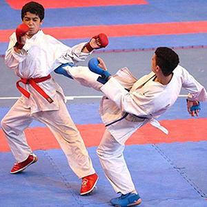 کسب ۶ مدال طلا، ۲ نقره و ۹ برنز توسط کاراتهکاهای خمامی در مسابقات قهرمانی بسیج گیلان