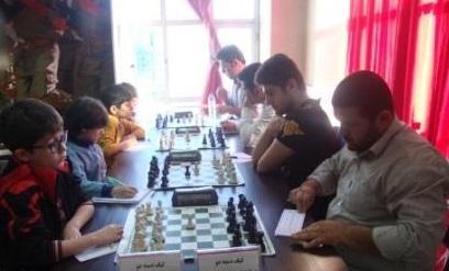 تیم «تنها پیشتازان خمام» به مقام سوم در لیگ دو شطرنج گیلان دست یافت