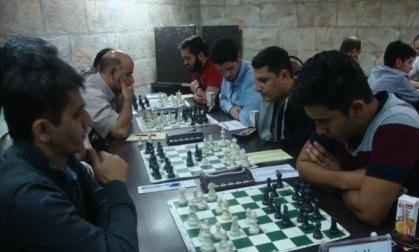 قهرمانی تیم نمایندگی بیمه کشاورزی خمام در رقابتهای لیگ دسته یک شطرنج گیلان