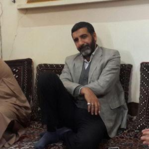 دیدار مسئول قرارگاه خاتم الاوصیاء با اعضای کانون امام رضا (ع) خمام
