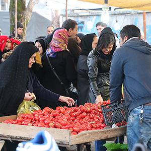 آخرین «یکشنبه بازار» سال 1394
