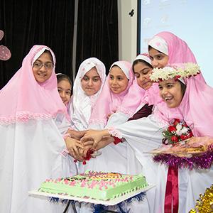 جشن تکلیف دانشآموزان مجتمع خاتم (ص) برگزار شد