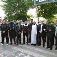 کاروان هیات موتورسواری خمام به مرقد حضرت امام خمینی (ره) اعزام شد