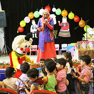 خمام - جشن پایان تحصیلی مهدکودک «آرسام و آرسس» برگزار شد