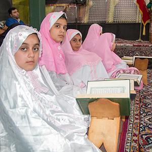 جشن شکرگزاری قرآن مجتمع سردار جنگل و خاتم (ص) برگزار شد