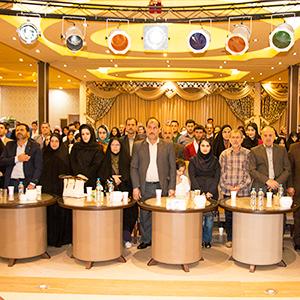 مراسم تجلیل از شوراهای اسلامی بخش خمام برگزار شد