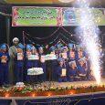 جشن شکرگزاری قرآن و پایان تحصیلی دبستان پسرانهی شهید عابدیراد برگزار شد