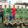 پیروزی ۳ بر ۰ تیم فوتبال اوژن چوکام در مقابل شاهین رشت