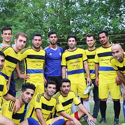 منتخب خمام ۳، منتخب رشت ۱ / درخشش ستارههای فوتبال خمام در زمین علی بحری