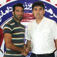 هادی سهرابی قرارداد خود را با داماش گیلان تمدید کرد