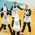 حضور سوگند حقپرست در مسابقات والیبال قهرمانی آسیا