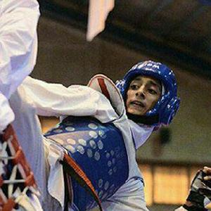 خمام - نائب قهرمانی سارگل حقپرست در مسابقات تکواندو کشور