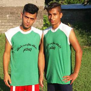 خمام - علیرضا بربری و فراهین عابدین به تیم فوتبال جوانان دخانیات رشت پیوستند