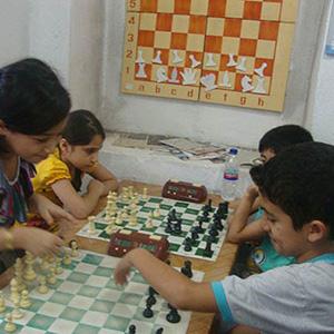 خمام - رقابتهای شطرنج قهرمانی نوجوانان زیر ۱۶ سال خمام پیگیری شد