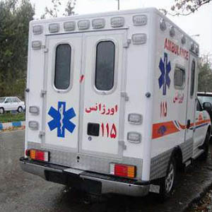 خمام - تولد نوزاد خمامی در آمبولانس ۱۱۵