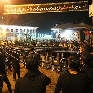 خمام - اجتماع عظیم عزاداران خمامی در تاسوعای حسینی