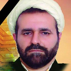 خمام - پیکر حجتالاسلام احمد بامدادپسند تشییع شد