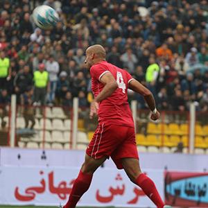 خمام - پیروزی سپیدرود رشت با گل سه امتیازی سیدهادی موسوی
