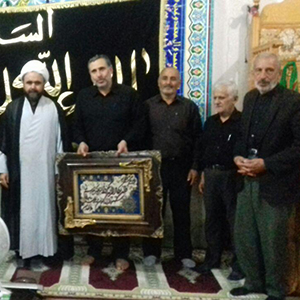 خمام - دومین دوره از طرح تفسیر قرآن کریم در مسجد سید الشهدا (ع) خاتمه یافت