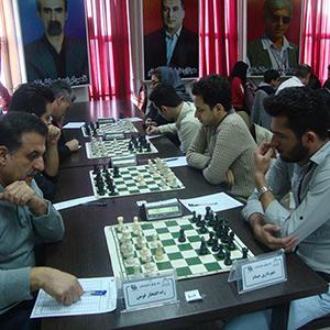 خمام - ۲ پیروزی و ۲ شکست در هفته چهارم از لیگ برتر شطرنج گیلان