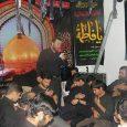 مراسم عزاداری اربعین حسینی (ع) برگزار شد