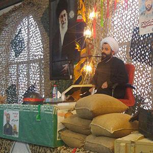 خمام - یادوارهی شهدای والامقام دهستان چوکام و اولین سالگرد شهادت حبیب روحی برگزار شد