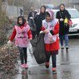 پیادهروی عمومی و پاکسازی روستای گردشگری دهنهسر شیجان از زباله