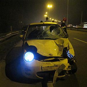 ۱ کشته و ۲ مجروح در جریان وقوع ۳ حادثهی رانندگی در چاپارخانه