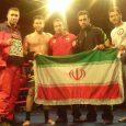 قهرمانی «میلاد پورکاظمی» و «حسین حبیبی» در فستیوال بینالمللی تایبوکس باکو
