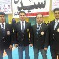 قضاوت ۴ داور خمامی در مسابقات بینالمللی کاراته سبک اوکیناوا ایشین ریو